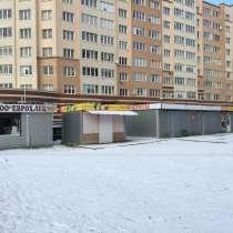 Торговый павильон 23 кв. м. ул. Аксакова,133, в Калининграде