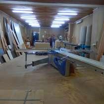 Изготовление мебельных деталей, в Раменское