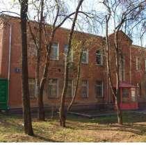 Отдельно стоящее здание г. Москва, в Москве