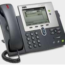 Офисный телефон Cisco Unified IP Phone 7942G (Новый, в упако, в Екатеринбурге