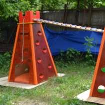 Башни для лазания с канатом различных моделей от производите, в Дмитрове