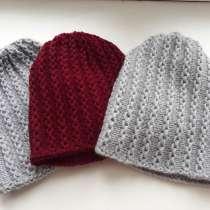 Вязаные женские шапки, снуды, в Казани