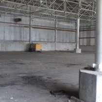 Аренда 914 кв. теплый склад ул федосеенко, в Нижнем Новгороде