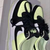 Nike air force 1, в Москве