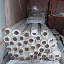 Баннеры новые в рулонах. Укрывной материал Баннеры бу, в Саратове
