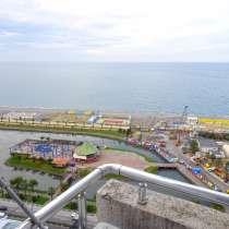 2 ком квартира с видом на море в Батуми.Экскурсии БЕСПЛАТНО!, в г.Тбилиси