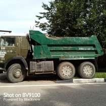 Доставка песок торф. щебень вывоз мусора, в Москве