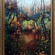 Картина маслом, в Волгограде