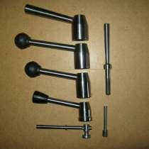 Ручки резцедержателей тв 4.6.7, 1Д601 и др. запч, в Пензе