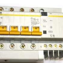 Диф. автомат АД14, авт. выключатель ВА47-29 IEK, в Санкт-Петербурге