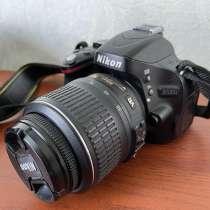 Фотоаппарат Nikon 5100, в Подольске