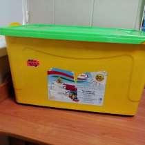 Ящик с игрушками от 0-4, в Ейске