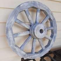 Декоративное колесо 50 см для декора, для люстры, в Волоколамске