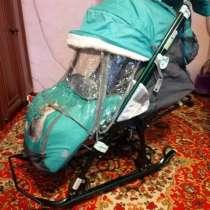 Санки -коляска, в Сергиевом Посаде