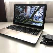Ноутбук asus как новый, с коробкой и документами, в Краснодаре