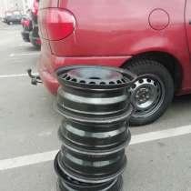 Продам штампованные диски, комплект, в г.Мозырь