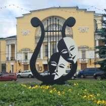 "Арт-объект ""Лира"", в Санкт-Петербурге"