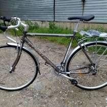 Шоссейный велосипед Forward York 1.0 (700C 14 ск. рост560мм, в Ярославле
