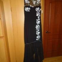 Вечернее платье, в Кандалакше