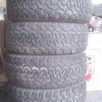 Продам шины б/у BF Goodrich ALL Terrain, в Челябинске