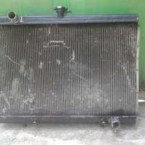 Радиатор водяного охлаждения для авто с А. К. П, в г.Алматы