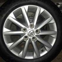Оригинальные литые диски Toyota Camry, Toyota Corolla, в Стрежевом