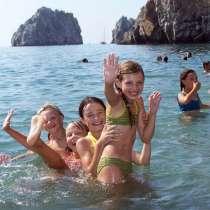 Пляжный и туристический отдых в Крыму, в Алуште