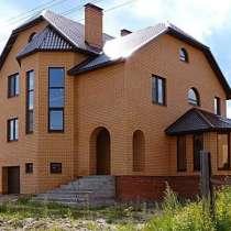 Строим дома по индивидуальным проектам, в Краснодаре