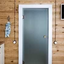 Изготовим стеклянных дверей в баню, сауну, в г.Брест