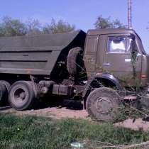 Доставка песка, в Тольятти