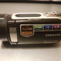 Видеокамера Samsung HMX-H100 - Full HD - CMOS - 4,7 Мп !, в г.Черкассы