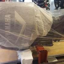 Мотор лодочный Yamaha F350AET новый, в Москве