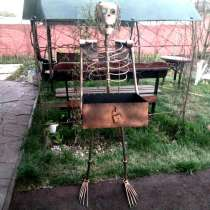 Мангал скелет эксклюзивный, в г.Днепропетровск