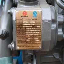 Двигатель Weichai WP6G125E22, в Якутске