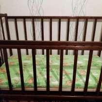 Продам детскую кроватку, в г.Усть-Каменогорск