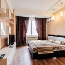 Чистая уютная квартира LUX в центре Штефан чел Маре 1, в г.Кишинёв