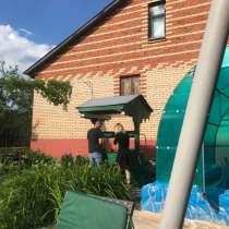 Обмен -продажа 2-этажного дома с бассейном баней гаражом ИЖС, в Москве