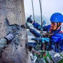 Высотные работы (утепление)профессиональный альпинист Одеса, в г.Одесса