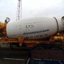 Полуприцеп миксер бетоновоз 10м3 привод от кпп на авто, в г.Брест