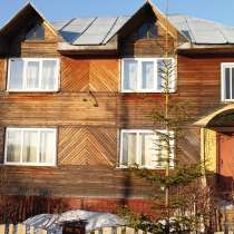 Дом для проживания на 2 этаже на первом возможен офис или ма, в Мирном