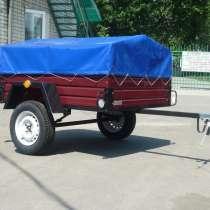 Продам прицеп к легковому автомобилю Лев - 16, в г.Кременчуг
