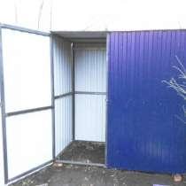 Хозблок для сада-огорода, в Пикалево