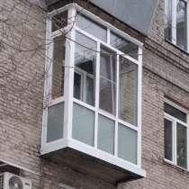 Балконы остекление, утепление, окна пвх, в Барнауле