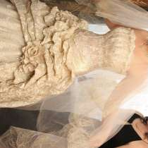 Продам Свадебное платье, в Старом Осколе