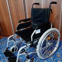 Инвалидная коляска. Новая. Сергиев Посад, в Сергиевом Посаде