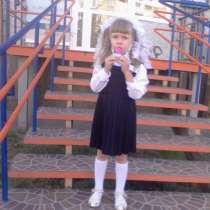 Продам школьный сарафан на девочку-первоклассницу, в Красноярске
