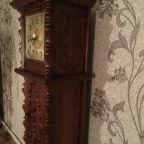 Часы напольные из массива дерева, в Симферополе