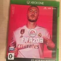 Fifa 20 Xbox one, в Москве