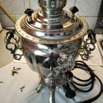 Самовар электрический Тула, 3 литра, в Екатеринбурге