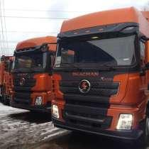 Седельный тягач SHACMAN SX42566V324, 6х4, Evro IV, в Челябинске